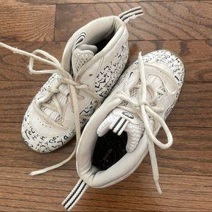 Nike Hey Penny Foam Posite Shoes Kids 9 9C